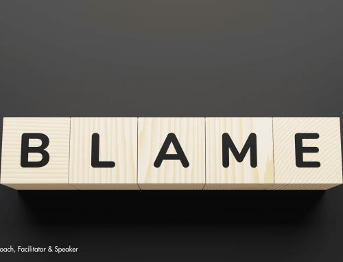 The Complaining Culture – Part 1: Blame